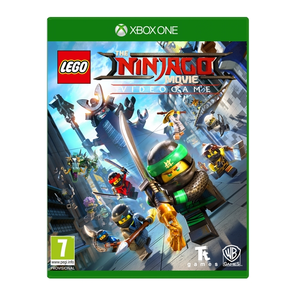 Lego Games For Xbox 1 : Lego the ninjago movie videogame xbox one game