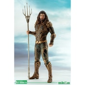 Aquaman (Justice League Movie) Kotobukiya ArtFX Figure