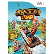 Cabelas Adventure Camp Game Wii
