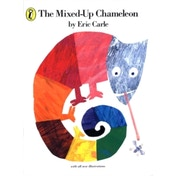 The Mixed-up Chameleon by Eric Carle (Paperback, 1988)