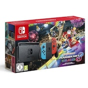 Nintendo Switch Mario Kart 8 Deluxe Console Bundle
