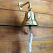 Wall Mounted Door Bell | M&W Gold - Image 2