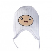 Adventure Time Finn Official Youth Laplander Beanie Hat