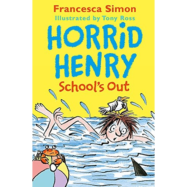 Horrid Henry School's Out  Paperback / softback 2018