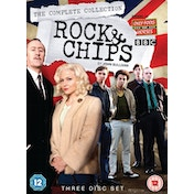 Rock & Chips - The Story so Far: All Three TV Specials DVD