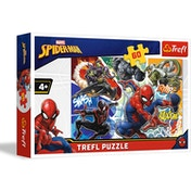 Spiderman Jigsaw Puzzle - 60 Pieces