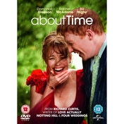 About Time DVD & UV Copy