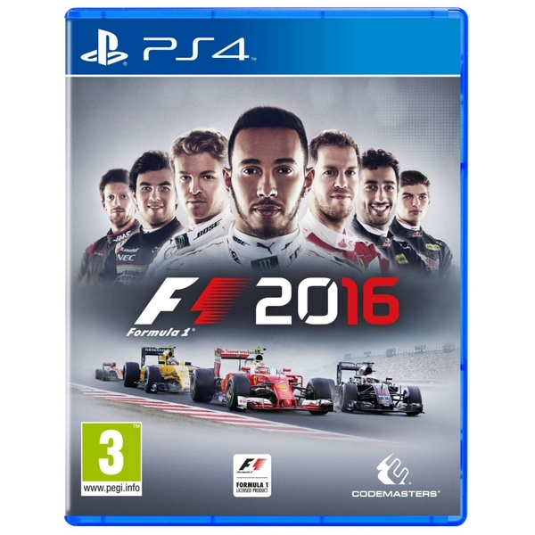 F1 2016 PS4 Game