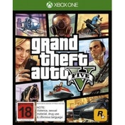 Grand Theft Auto GTA V (Five 5) Xbox One Game (New Zealand Stock)