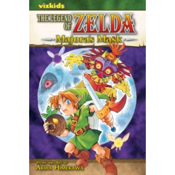 The Legend of Zelda, Vol. 3 : Majora's Mask : 3