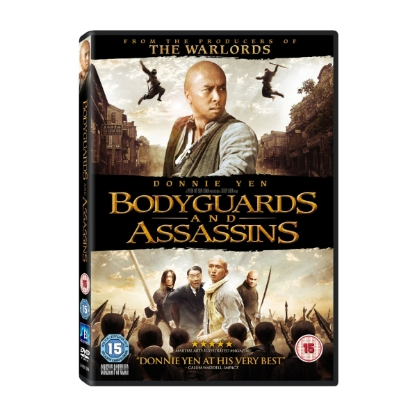 Bodyguards And Assassins DVD - Image 1