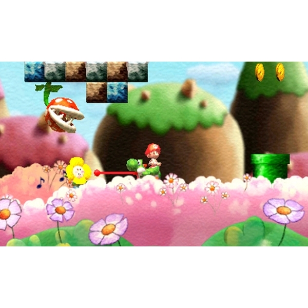 Yoshis New Island Game 3DS - Image 4
