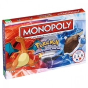 Ex-Display Pokemon Monopoly Kanto Edition Board Game Used - Like New