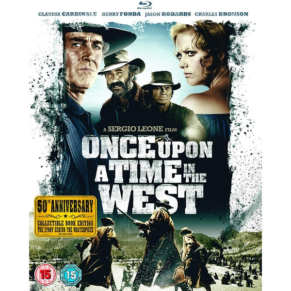 Once Upon A Time In The West 50th Anniversary Blu-ray