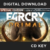 Far Cry Primal Special Edition PC CD Key Download for uPlay