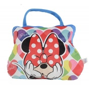 Disney Minnie Mouse Cushion to Go 38 x 27cm