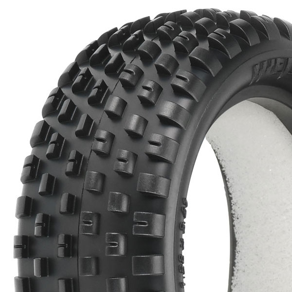 "Proline Wedge Squared 2.2"" Z3 Medium Carpet 4Wd Front Tyres"