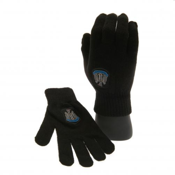 Newcastle United FC Knitted Junior Gloves