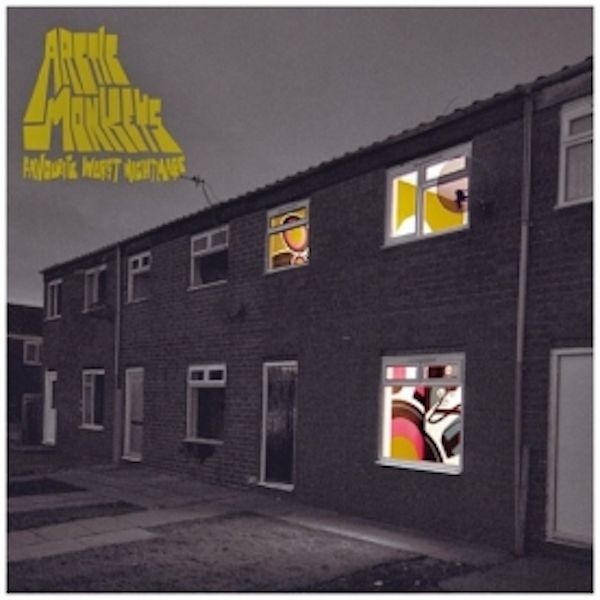 Arctic Monkeys  - Favourite Worst Nightmare CD