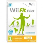 Ex-Display Wii Fit Plus Solus Game Wii Used - Like New