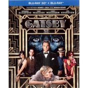 The Great Gatsby (2013) Blu-ray 3D