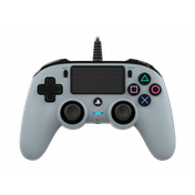 Nacon Compact Wired Controller (Grey) PS4