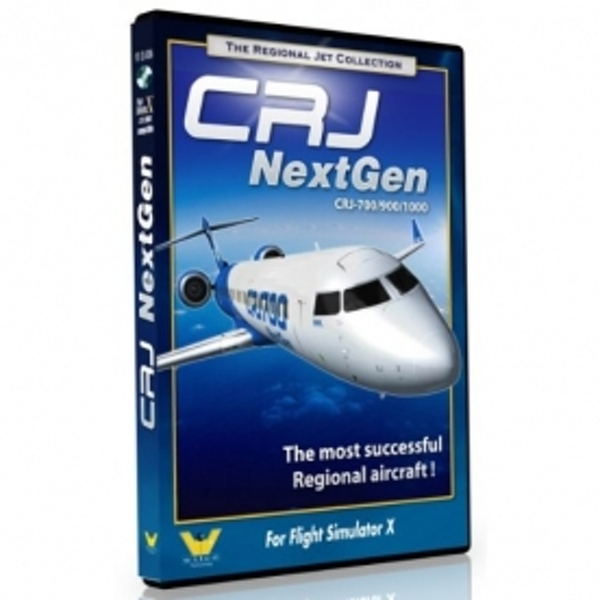 CRJ NextGen for FSX PC & Mac