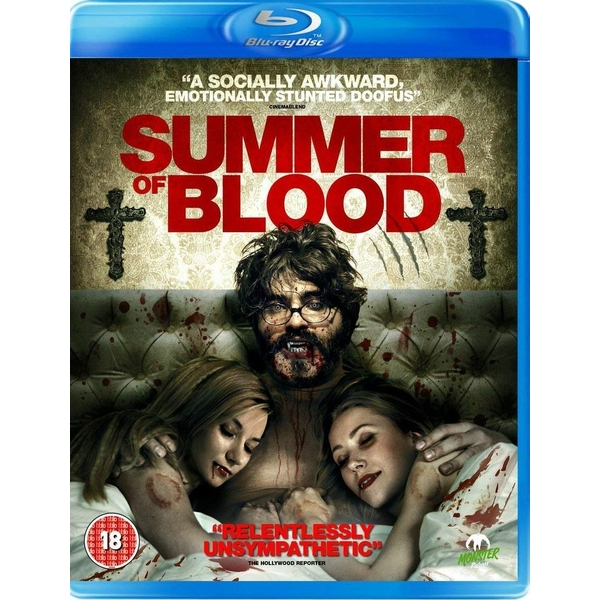 Summer Of Blood Blu-Ray