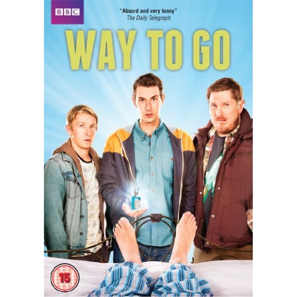 Way To Go (2013) DVD