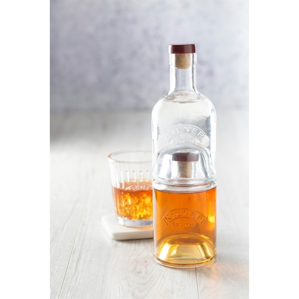 Kilner 2 Piece Stackable Bottle Set