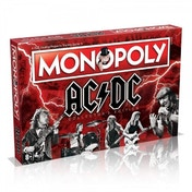 Ex-Display AC/DC Monopoly Board Game Used - Like New