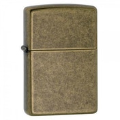 Zippo Antique Brass Windproof Lighter