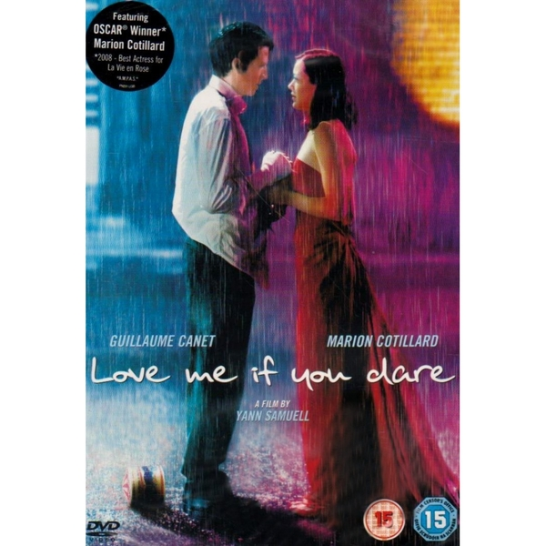 Love Me If You Dare DVD