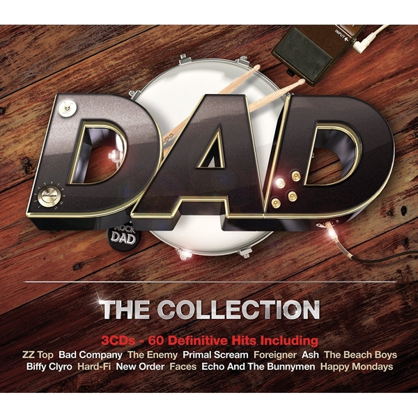 Various - Dad The Collection (3CD)