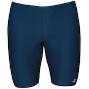 SwimTech Jammer Navy Swim Shorts Adult - 32 Inch