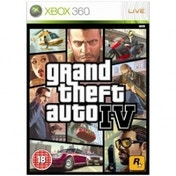 Ex-Display Grand Theft Auto IV Xbox 360 Used - Like New