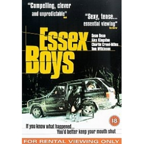 Essex Boys DVD