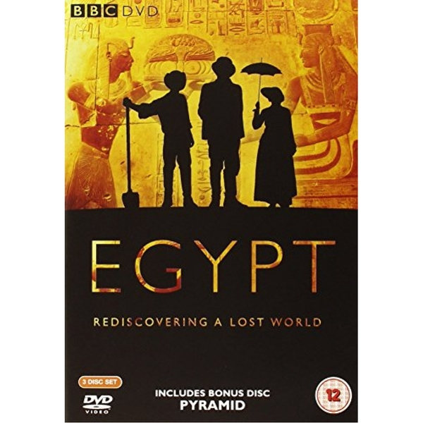 Egypt - Rediscovering A Lost World DVD