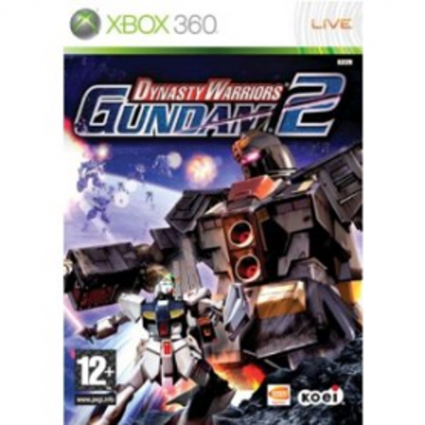 Dynasty Warriors Gundam 2 Game Xbox 360