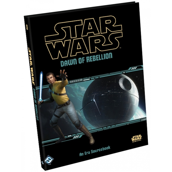 Star Wars Roleplaying Game Dawn of Rebellion