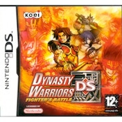 Dynasty Warriors Fighters Battle Game DS