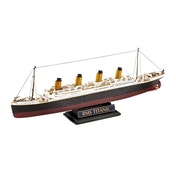 Ex-Display Titanic Gift Set 1:700 & 1:1200 Scale Level 4 Revell Model Kit Used - Like New
