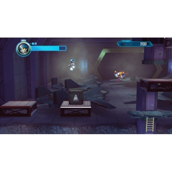 Mighty No.9 3DS Game - Image 3