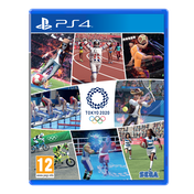 Olympic Games Tokyo 2020 The Official Video Game PS4