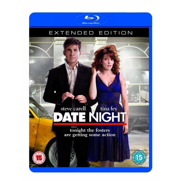 Date Night - Extended Edition Blu-ray