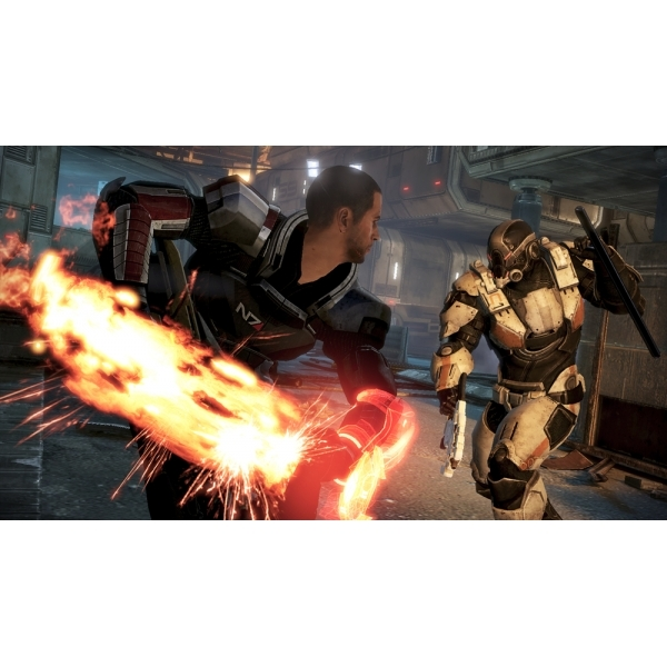 Mass Effect 3 (Kinect Compatible) Game Xbox 360 - Image 7