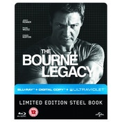 The Bourne Legacy Limited Edition Steelbook Blu-ray + Digital Copy + UV Copy