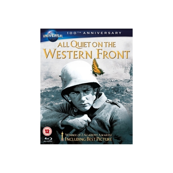 All Quiet on the Western Front 1930 Blu-ray