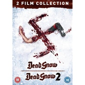 Dead Snow 1 & 2 Double DVD