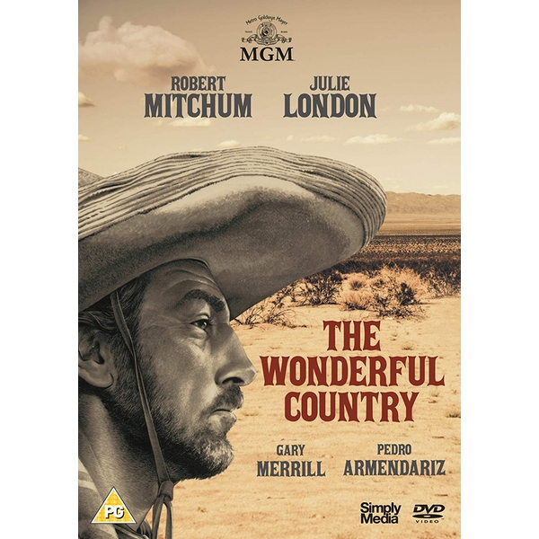 The Wonderful Country DVD